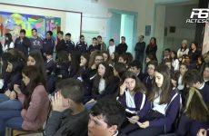 Cervinara. Istituto De Sanctis: A lezione di legalità.