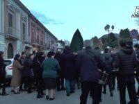 Cervinara. Venerdi Santo: Processione di Cristo Morto.