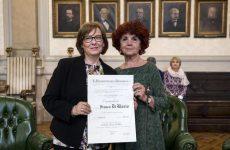 Montesarchio: la città caudina premia la professoressa De Blasio