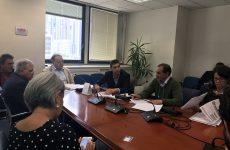 Audizione in Regione Campania sull'impianto compostaggio a Sassinoro