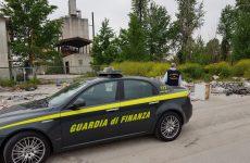 Sequestrata dalla Guardia di Finanza una discarica abusiva di 28 mila metri quadrati