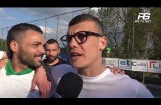 San Tommaso vs Siconolfi 11-1. Le interviste