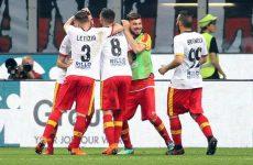 Milan-Benevento 0-1. Storica vittoria dei sanniti.