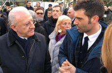 Programma di eventi per la promozione turistica della Campania.