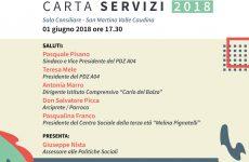 San Martino Valle Caudina. Presentata la Carta dei Servizi Sociali.