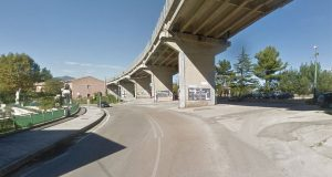 Da domani chiuso il viadotto di Parolise sull'Ofantina.