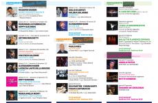 Campagna Abbonamenti per la stagione teatrale 2018/2019 del Carlo Gesualdo