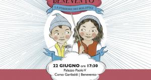 """Venerdi la presentazione del libro """"Le Streghe di Benevento""""."""