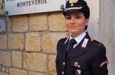 Per la prima volta un comandante di stazione donna in prov. di Avellino.