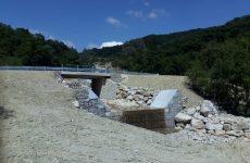 Rapre il Ponte che collega Molinara e San Giorgio la Molara.