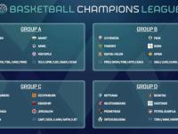 Champions, la Sidigas nel gruppo A.