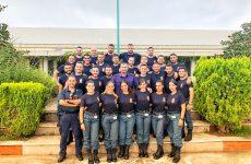 Allievi della Scuola di Polizia bloccano un'aggressione