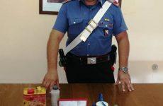 Arrestato barista diTocco Caudio per detemnzione di materie esplodenti ed armi.