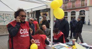 Incendio Pianodardine: la Cgil chiede rigorosi accertamenti.