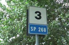 Cervinara. Disattende l'art.179 del codice della strada il dissuasore montato in Via Variante.