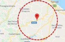 Avvertita anche in Valle Caudina la scossa di terremoto.