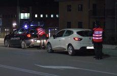 Controlli straordinari dei carabinieri a Benevento e provincia.