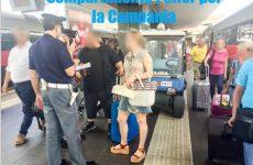 La Polizia Ferroviaria intensifica controlli delle stazioni della Campania.