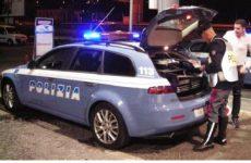 Avellino. Controlli della Polizia Stradale