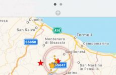 Scossa di terremoto alle 20.20 avvertita anche in Valle Caudina.