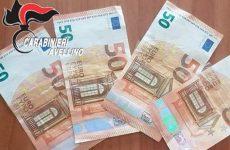 All'ufficio postale con banconote false, denunciato un 50 enne.