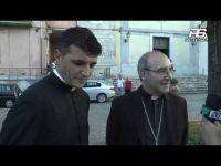 Cervinara. Don Lorenzo Varrecchia dieci anni di ordinazione sacerdotale.