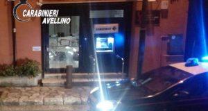 Fallisce colpo al bancomat della Banca Popolare di Bari.