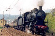 Presso la stazione centrale di Benevento, arriverà il treno storico Sannio Express con locomotiva a vapore e vetture d'epoca Centoporte (anni '30) e Corbellini (anni '50),