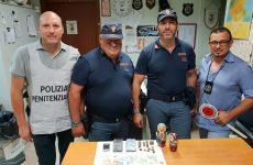 Trovato in possesso di 250 grammi di hashish, in manette Annio Passariello.