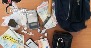 Sorpreso in possesso di cocaina e hashish, arrestato un 40 enne.