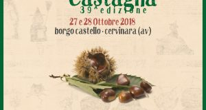 Cervinara. Si organizza la 39° edizione della Sagra della Castagna.
