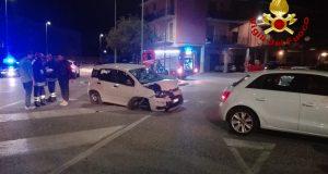 Ragazzo ferito in un incidente stradale