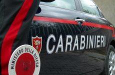 Marito violento arrestato dai carabinieri.