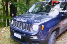 48enne di Avellino scivola in un dirupo: soccorsa dai Carabinieri.