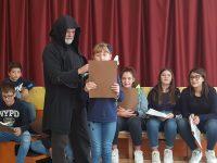 """""""Libriamoci"""", questo il titolo dell'iniziativa promossa dall'istituto Comprensivo F. De Sanctis di Bucciano"""