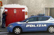 Officina meccanica abusiva in pieno centro a Telese Terme.
