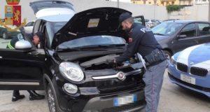 Traffico di auto rubate sgominato dalla Polizia Stradale.