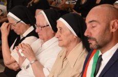 Montecalvo Irpino saluta Suor Nunziatina Tripi, di Mons.Pasquale Maria Mainolfi.