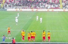Il Benevento si fa raggiungere dal Carpi.