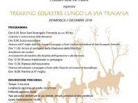 Primo Trekking Equestre lungo la via Traiana