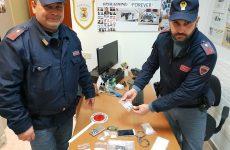 Arrestato a Benevento Vincenzo Pagnozzi di 39 anni.