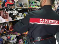 Controlli dei Carabinieri agli esercizi commerciali: denunce, contravvenzioni, sequestri.
