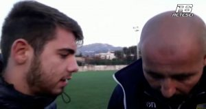 Sant'Agnello vs Audax Cervinara 1-1. Le interviste