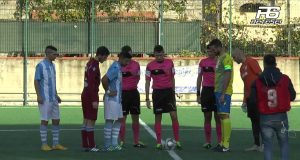 Sant'Agnello vs Audax Cervinara 1-1. La sintesi