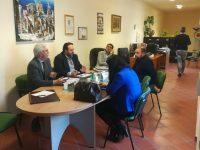 Sant'Agata dei Goti. Il sindaco incontra i vertici dell'Air Spa.