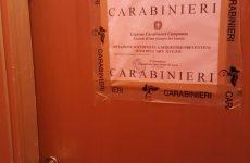 San Giorgio del Sannio: sequestrato un appartamento a luci rosse.
