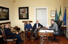 Presidente Di Maria incontra vertici Cisl Irpinia/Sannio.