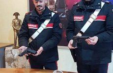 Ladri in trasferta arrestati dai carabinieri ad Apice.
