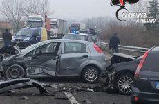 Incidente stradale sulla SS 7 Appia – Ofantina.