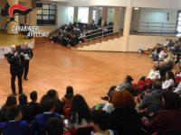 Carabinieri incontrano studenti di Bisaccia
